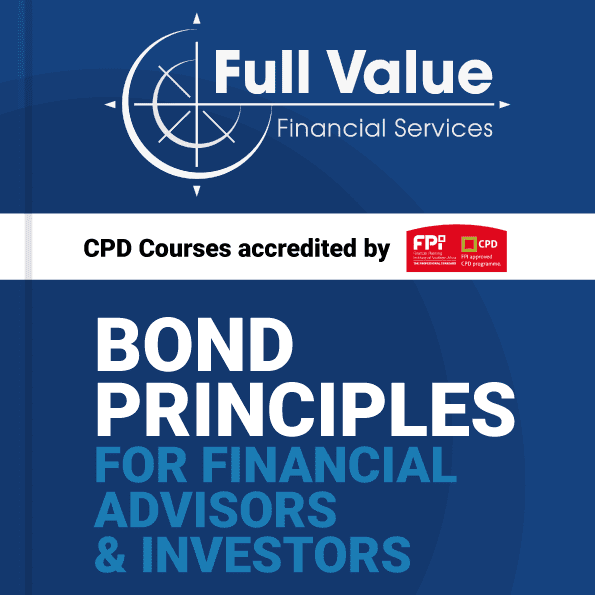 CPD Bond Principles For Financial Advisors and Investors.