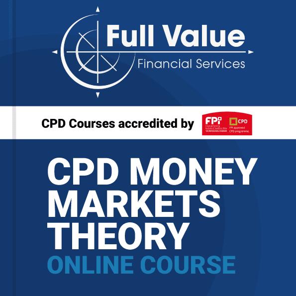 CPD SA Money Markets Theory Course