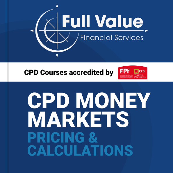 CPD Money market pricing and calculations
