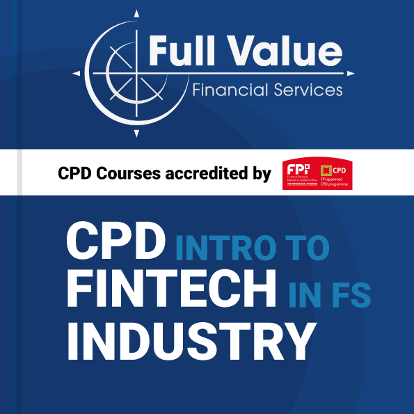 CPD Intro to Fintech in FS Industry